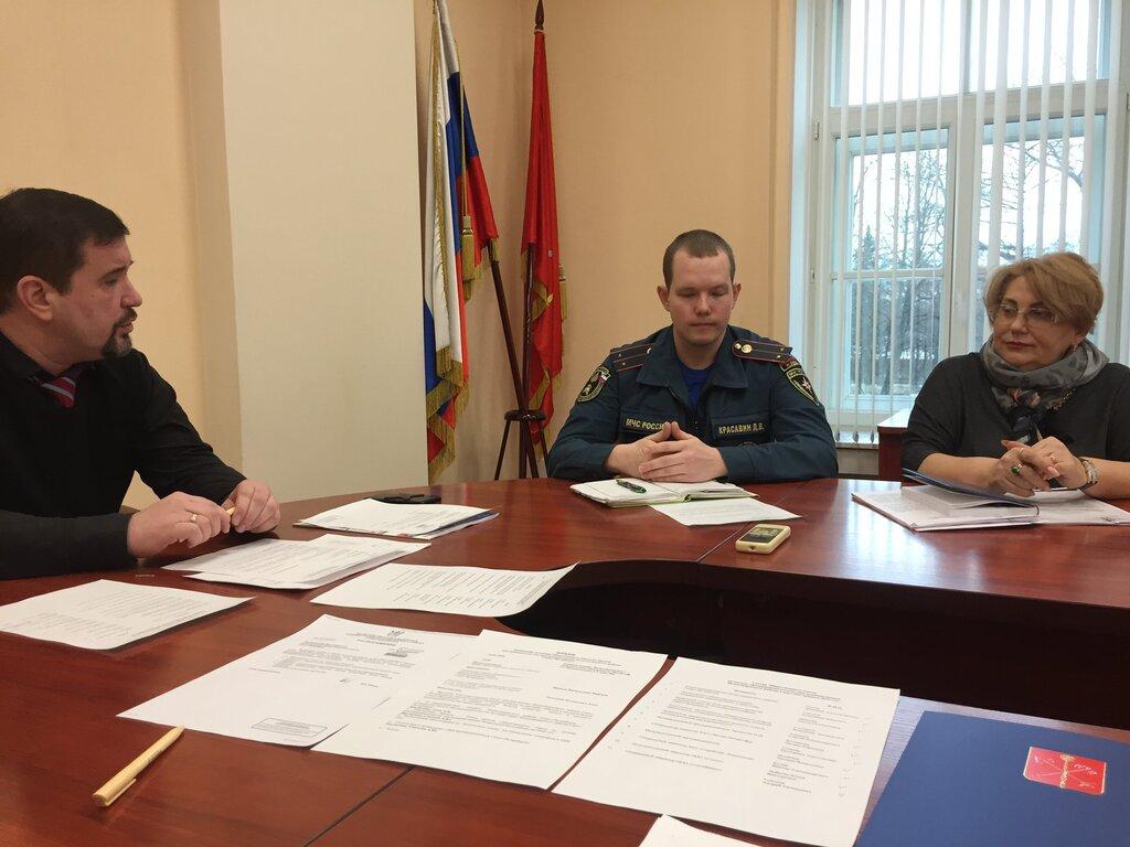 Заседания Общественного совета по малому предпринимательству при администрации Петродворцового района Санкт-Петербурга