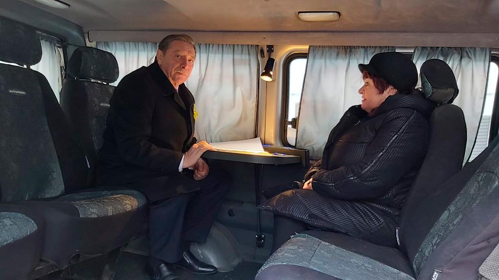 Мобильная приёмная депутата Никольского
