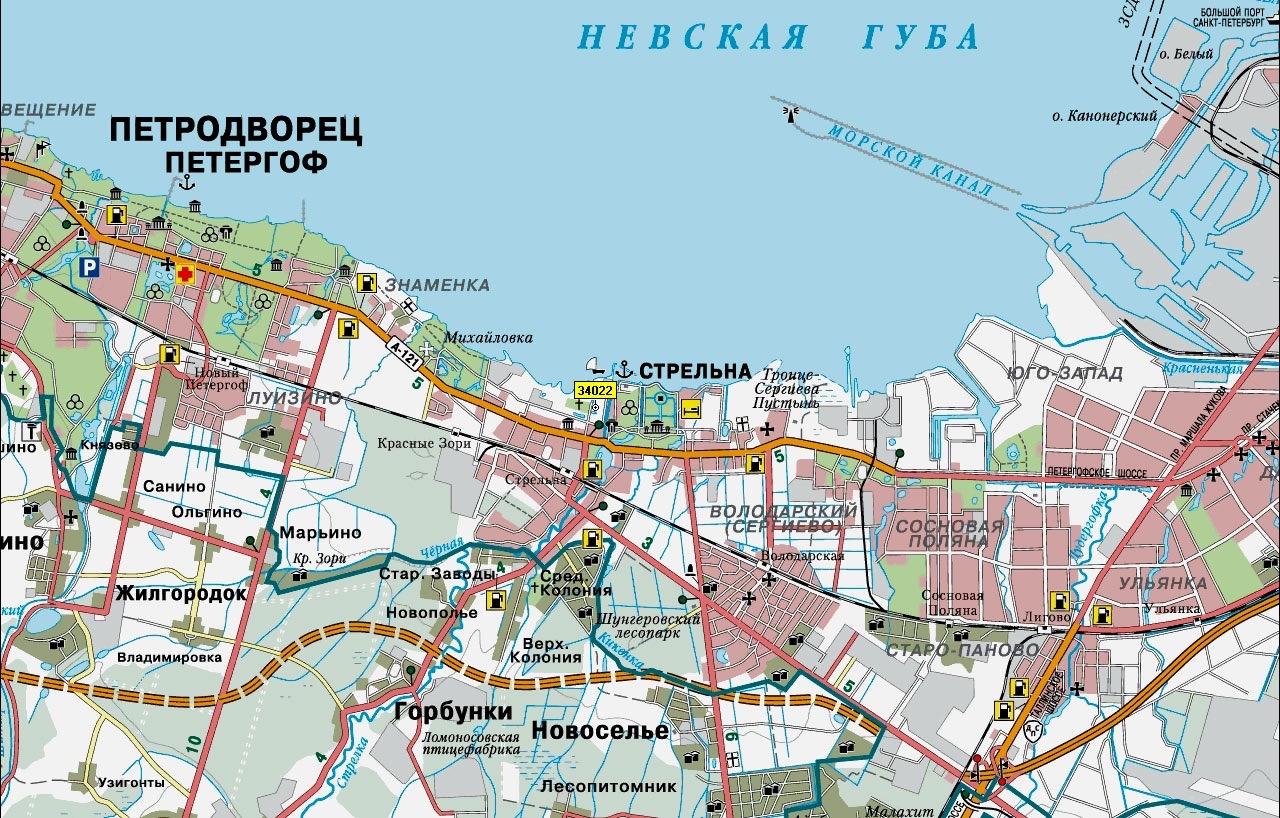 Губернатор Александр Беглов одобрил проект музея «Морская Стрельна»
