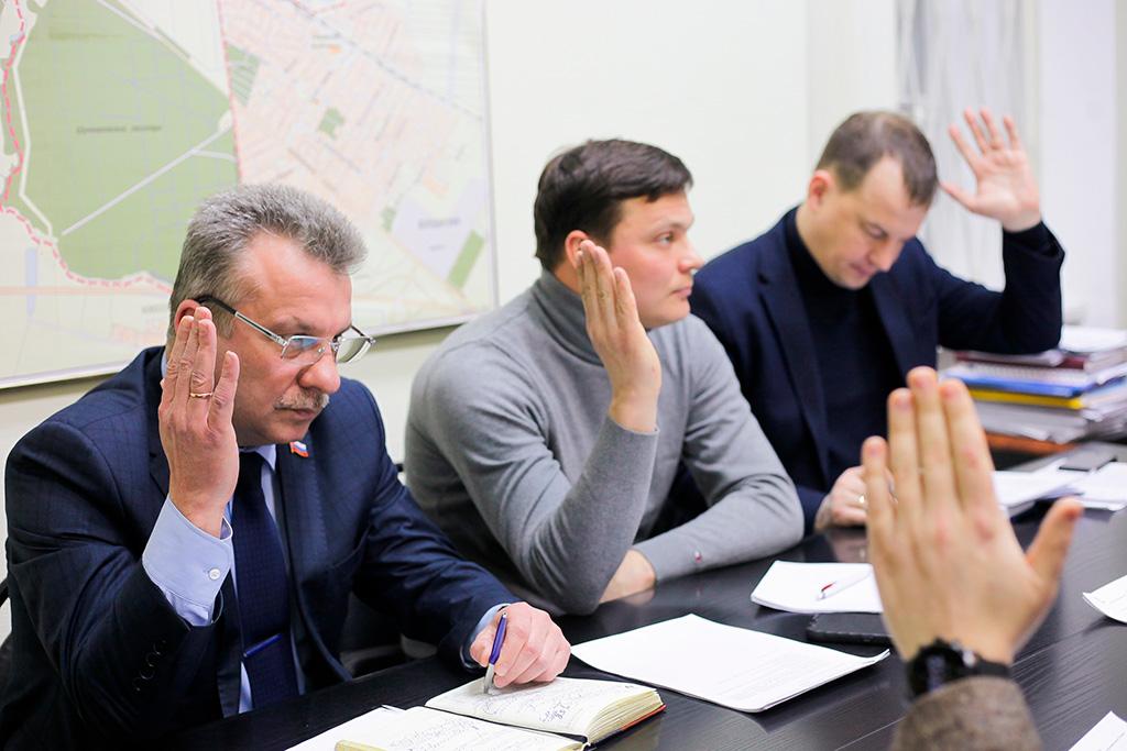 Совет депутатов VI созыва МО пос. Стрельна