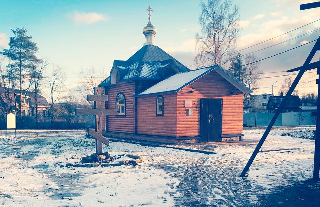 Праздничные богослужения в храме благоверных князей Петра и Февронии Муромских