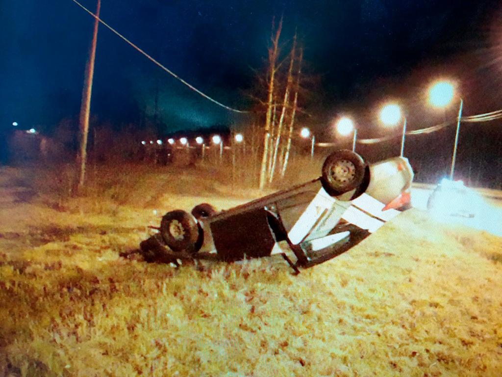 Выпил - не садись за руль