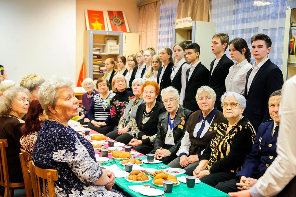 «Жители Блокадного Ленинграда» благодарят