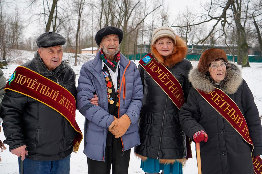 Экокластер «Орловский» в Стрельне