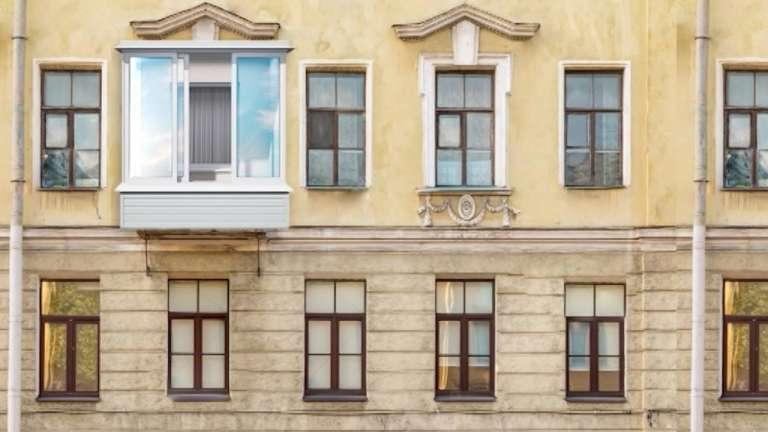 «Единая Россия» внесла предложение не штрафовать петербуржцев, остекливших балконы до 11 января
