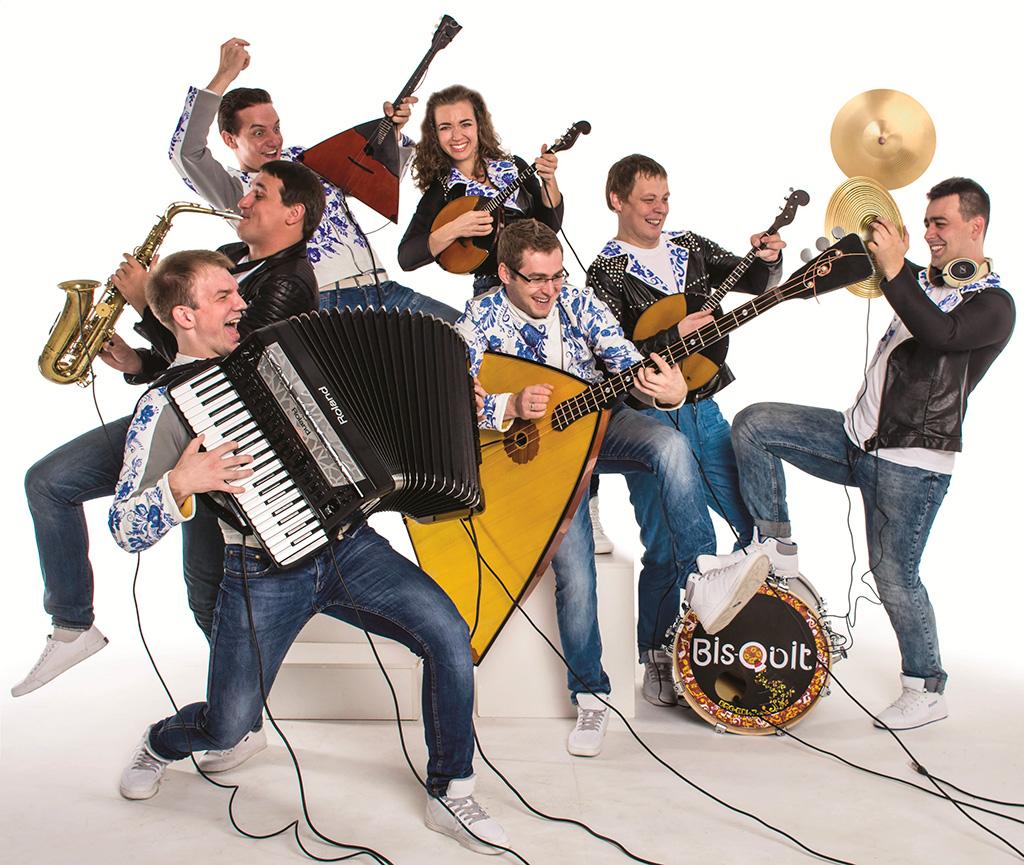 Музыкальный «Бис-квит» 8 марта