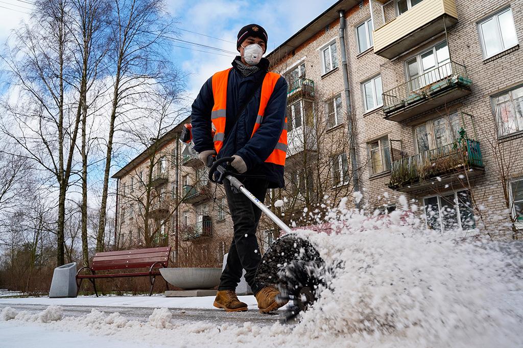 Примите участие в опросе - оцените качество весенней уборки территорий нашего района