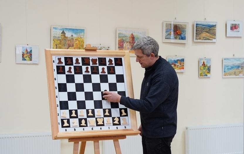Второе онлайн-занятие по шахматам для продвинутых