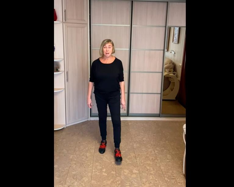 Занятия танцами онлайн - Модный Рок
