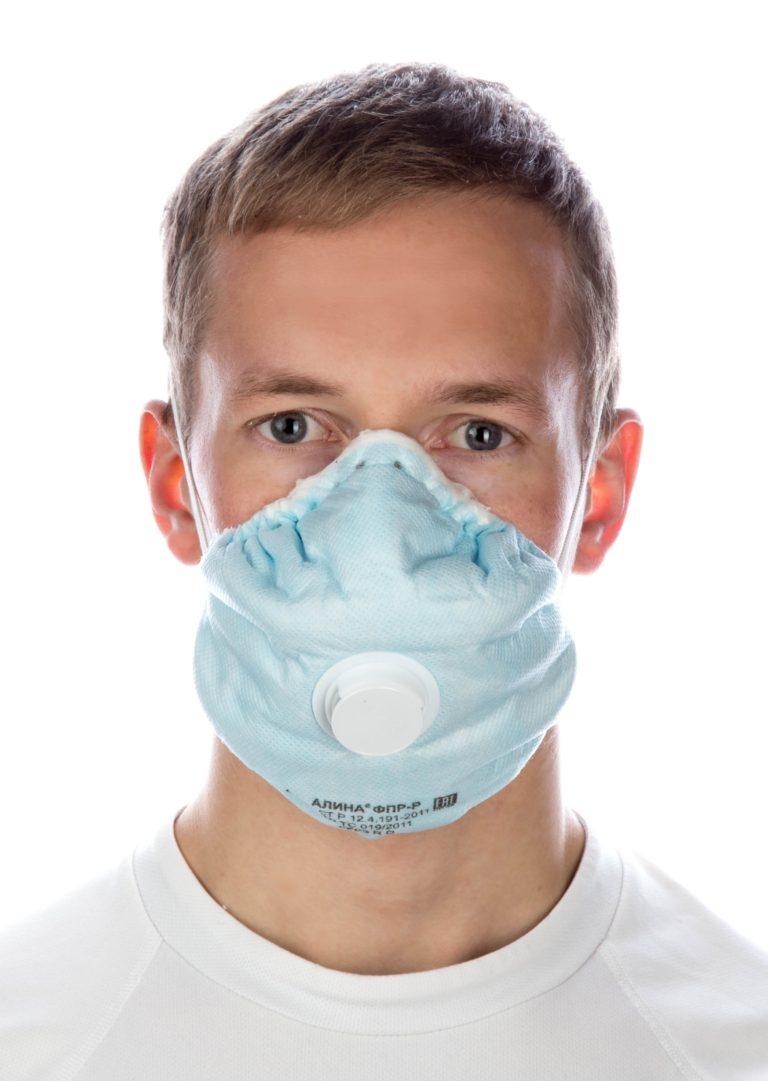 Средства индивидуальной защиты при эпидемиях