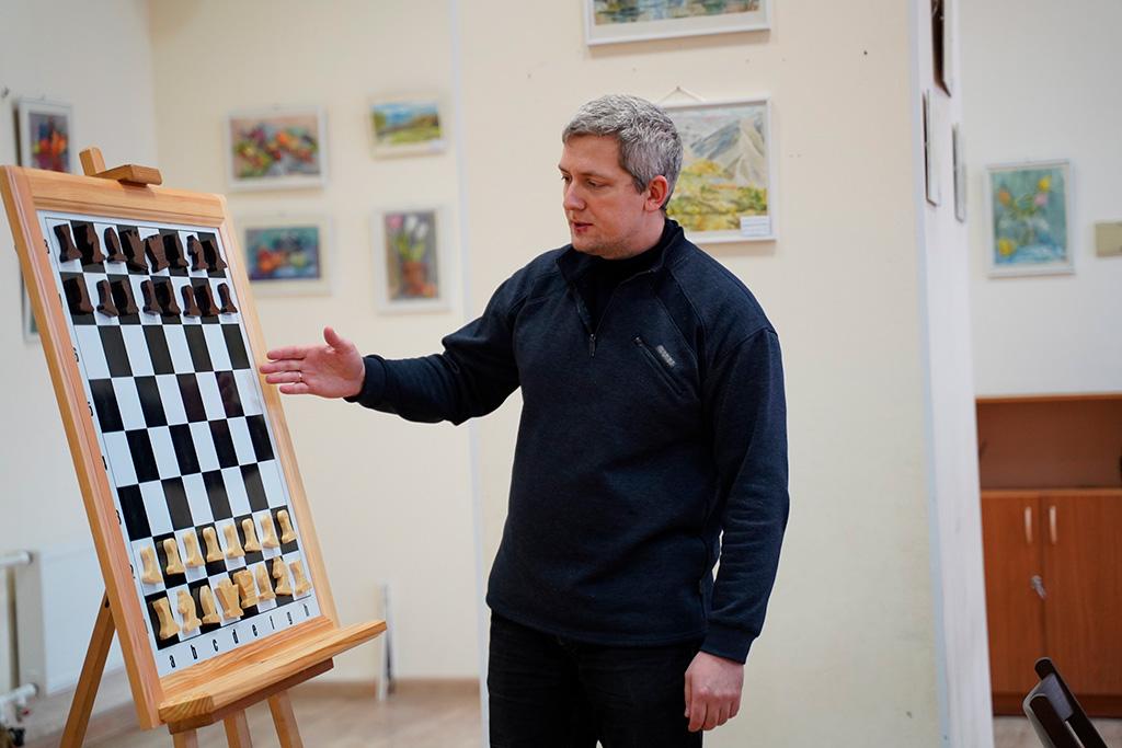 Шестое онлайн-занятие по шахматам для начинающих