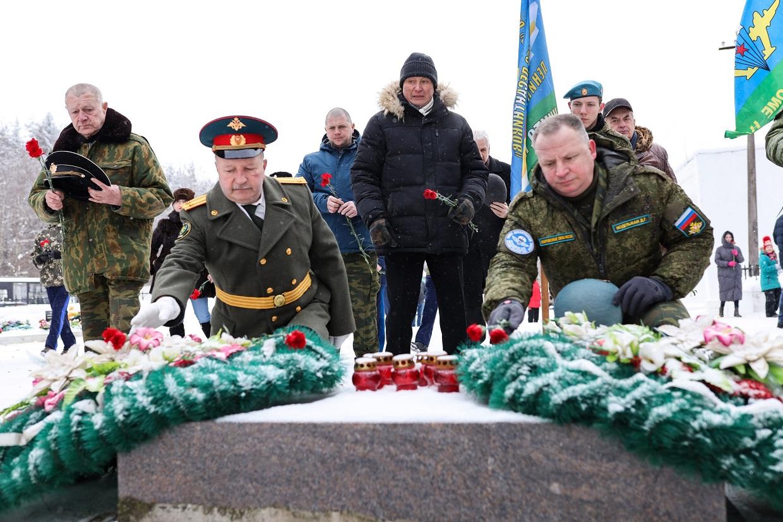 15 февраля - 32-я годовщина со дня вывода советских войск из Республики Афганистан