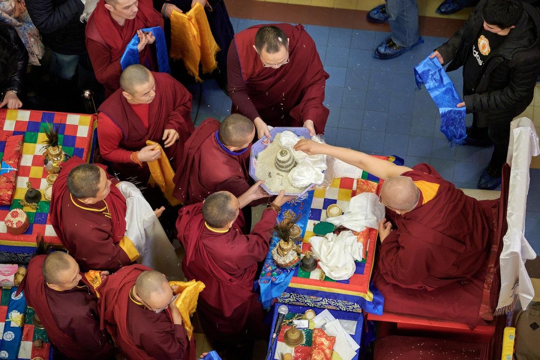 Буддийский Новый год