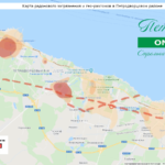 Природная радоновая радиация в Петергофе, Ломоносове и Стрельне
