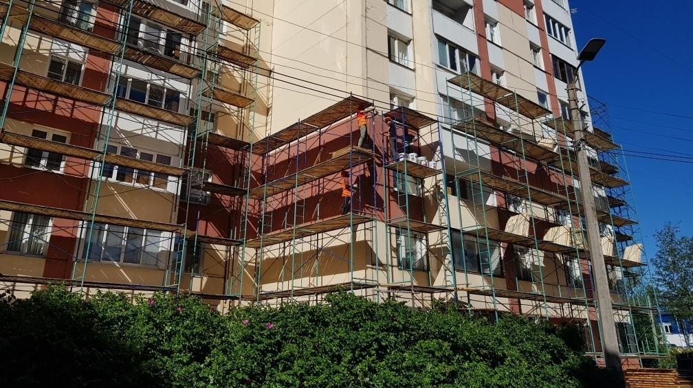 В 2021 году в Ломоносове запланирован капитальный ремонт 12 многоквартирных домов района