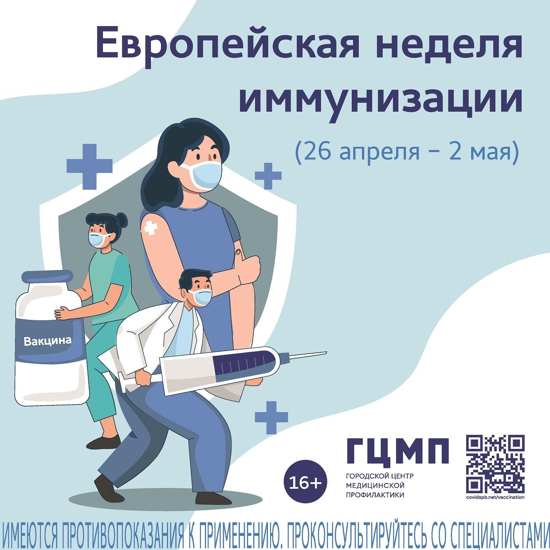 Европейская неделя имунизации