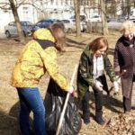 В Петродворцовом районе состоится молодёжный эко-субботник