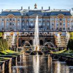 Сезон фонтанов открывается в музее-заповеднике «Петергоф»